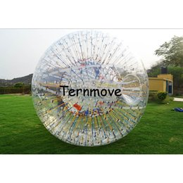 gonflable zorb ballon gonflable roulement zorb boules hydro corps zorb boule d'eau, gonflable lueur transparent zorbing boules