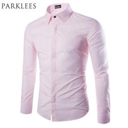 Discount Mens Pink Button Down Shirt | 2017 Mens Pink Button Down ...