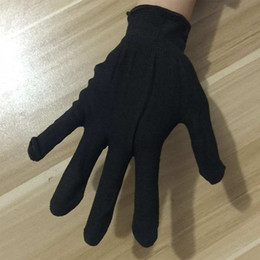 2018 new straighteners Wholesale- 2017 Hot New Hairdressing Curling Straighteners Wands Heat Resistant Protective Glove Left Hand 1 Piece discount new straighteners