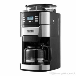 high american coffee machine dual use commercial integrated automatic american drip coffee maker high quality - Commercial Coffee Maker