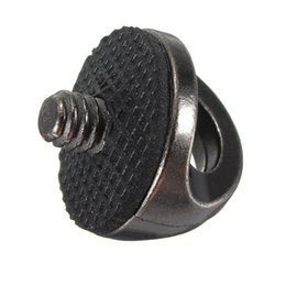 """Chinese  New 1 4"""" Screw Connecting Adapter Alloy Camcorder Shoulder Adapter Nut For Camera Quick Rapid Sling Strap manufacturers"""