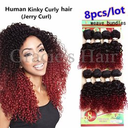 Human hair bulk kinky weaving online human hair bulk kinky 8inch 8pcs lot ombre weave brazilian hair weave bundles 8pcs afro kinky curly hair afro kinky bulk for braiding human braiding hair bundles pmusecretfo Image collections