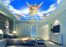 $enCountryForm.capitalKeyWord Canada - 3d ceiling wallpapers for living room custom 3d ceiling Angel van dreams wallpaper for walls 3d stretch ceiling
