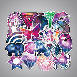 $enCountryForm.capitalKeyWord Canada - Space Star Sticker Diamond Suit Paster Multi Pattern Stickers Suitcase Chute Board Notebook Longboard Decal Originality Pasters 7 5xq A R