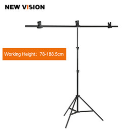 $enCountryForm.capitalKeyWord Canada - Wholesale- Photography Big PVC Backdrop Background Support Stand System Metal with 3 clamps Max 152cm X 200cm