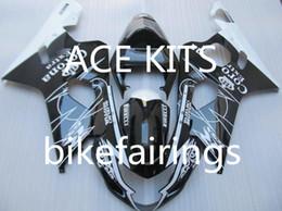 $enCountryForm.capitalKeyWord Australia - New ABS motorcycle Fairing Kits 100% Fit For Suzuki GSXR600 GSXR750 2004 2005 600 750 04 05 K4 bodywork set hot buy black and White WQ5