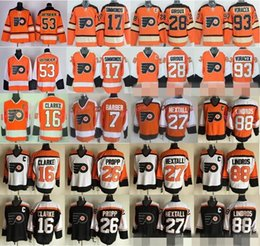 859a3ed4 ... Philadelphia Flyers Jerseys Ice Hockey Winter Classic 53 Shayne  Gostisbehere 17 Wayne Simmonds 28 Claude Giroux ...