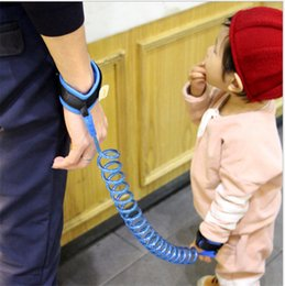 Wholesale 2017 Child Anti Lost strap Kids Safety Wristband Safety leashes Anti lost Wrist Link Band Baby Toddler Strap Adjustable Braclet OTH519