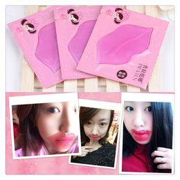 Discount essence gel - Hot Lip Masks Pilaten Skin Face Care Mask Crystal Collagen Lips Care Gel Moisture Essence Anti Ageing Wrinkle Pads Mask