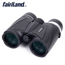 magnification glasses Australia - Ultra Wide angel HD5X40 roof prism binoculars telescope BAK4 glass 5X magnification waterproof hunting optical outdoor sports eyepiece