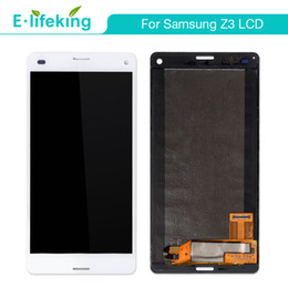 ingrosso schermi lcd z2-Display LCD per Sony Z1 Z2 Z3 Z4 Touch Screen Digitizer Assembly sostituzione di alta qualità C6902 C6903 C6943 D6502 D6503 D6543 D6603 DHL libero