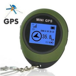 $enCountryForm.capitalKeyWord Canada - Mini GPS Trackers Receiver Handheld Location Finder USB Rechargeable with Electronic Compass for Outdoor Practical Travel Car