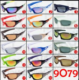 Designer sunglasses Dhl online shopping - Hot Cheap Sunglasses for Men and Women Outdoor Sport Cycling Sun Glass Eyewear Brand Designer Sunglasses Sun shades colors DHL Shipping