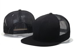 2018 venta al por mayor nueva llegada de malla en blanco camo hombres casquette ajustable gorras de béisbol sombreros del sol negro hip hop snapback huesos gorras chapeu bboy