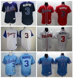 694d2fbd4 ... Atlanta Braves 3 Dale Murphy Jersey Cooperstown Cream Dale Murphy  Baseball Jerseys Flexbase Cool Base White ...