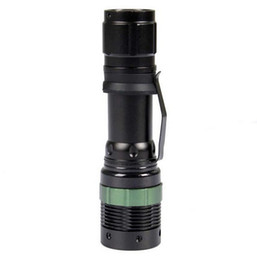 DHL светодиодный фонарик 2000 люмен водонепроницаемый масштабируемые XML Q5 свет лампы Факел 18650 аккумуляторная батарея для ourdoor