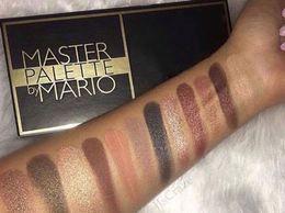 $enCountryForm.capitalKeyWord Canada - High Quality ! MARIO Makeup MARIO Eyeshadow matte eyeshadow Palette 12 Colors Eye Shadow Palette DHL Free