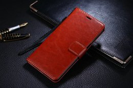oppo original case 2020 - For OPPO R10 Case Original Colorful Wallet Flip Cover Cute Ultra-Thin Slim Luxury Leather Case For OPPO R10 cheap oppo o