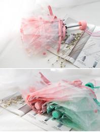 $enCountryForm.capitalKeyWord NZ - Cherry Blossom 8K*53cm 3 Fold Sun Rain Umbrellas Rain Tools Woman Sakura Flowers Transparent Umbrella For Female DHL Fedex Free
