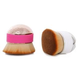 Make Up Egg UK - 1Pcs Professional Egg Style Makeup Brush Foundation Blush Face Make Up Beauty Tools Big Cosmetics Brushes Soft Hair High Quality