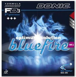 Tables Low Price Australia - Low price Donic Bluefire M1 table tennis rubber M1 pingpang rubber
