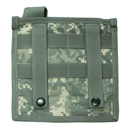 Map pouch online shopping - Outdoor Tactical gear Polyester Wargame and Airsoft equipement ALW Chest Admin Map Pouch