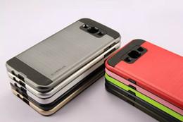 SamSung c5 c7 online shopping - Brushed V erus VERGE Dual Layered Anti Shock Case FOR Samsung Galaxy J1 MINI J210 J3 J5 J7 J7 PRO E5 E7 C5 C7 NOTE NOTE PC