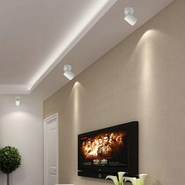 ... COB 10W 12W 15W Ceiling Rail Lights Spotlight For Kitchen Fixed  Clothing Shoes Shops Stores Track Lighting Ceiling Spotlights For Living  Room Promotion
