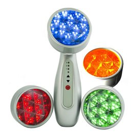 $enCountryForm.capitalKeyWord UK - Mini Home Use Four Lights LED Facial Skin Whitening Photon Face Rejuvenation Beauty Device Phototherapy Acne Removal