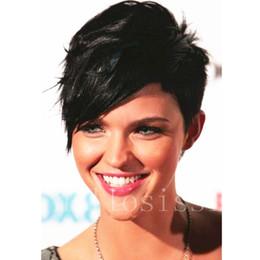 Natural Pixie Cut Black Hair Nz Buy New Natural Pixie Cut Black
