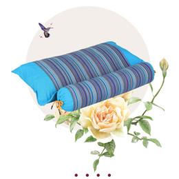 new arrival buckwheat dedicated cervical pillow bedding pillow full buckwheat husk repair cervical spine piece pillow