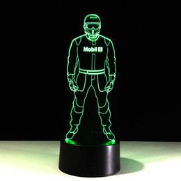 $enCountryForm.capitalKeyWord Canada - 3D Police Optical Illusion Lamp Night Light DC 5V USB Powered AA Battery Wholesale Dropshipping Free Shipping