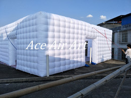 $enCountryForm.capitalKeyWord NZ - Big Square inflatable cube tent for event,party,wedding with 3 Entrance 9m L x6m W x 3m H