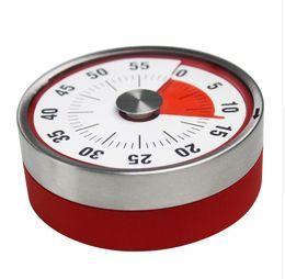 $enCountryForm.capitalKeyWord Australia - New Baldr 8cm Mini Mechanical Countdown Kitchen Tool Stainless Steel Round Shape Cooking Time Clock Alarm Magnetic Timer Reminder