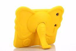 Kids thicK foam case online shopping - New For Ipad Mini Case Colorful Kids Thick Foam EVA Shock Proof Foam Elephant Animal Case For iPad mini