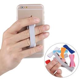 Finger Grip Phone Holder Canada - Anti-Slip Handheld Finger Grip Strap Slings Phone Holder Ring for iphone 7 7Plus 6S Smartphone for ipad Tablet PC