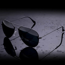 Discount eyeglasses cases for men - Fashion Classic Pilot Sunglasses 62mm for Men Women Brand Designer Driving Eyeglasses Vintage Sun Glasses with case