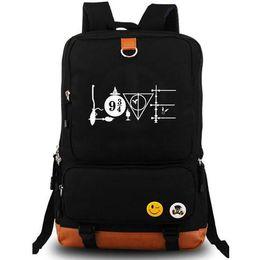 $enCountryForm.capitalKeyWord NZ - Love language backpack Harry Potter daypack Holiday cartoon schoolbag Quality rucksack Sport school bag Outdoor day pack