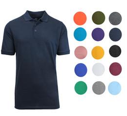 $enCountryForm.capitalKeyWord Canada - Mens shirts Cotton Blend 3-Button Shirt cotton lapel short sleeves for men Custom Logo Making Comfortable Cotton Shirt