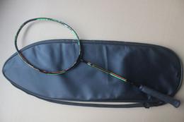 DUORA 10 LCW Badmintonschläger Carbon T-Gelenk 30 £ Hochwertiger Badmintonschläger