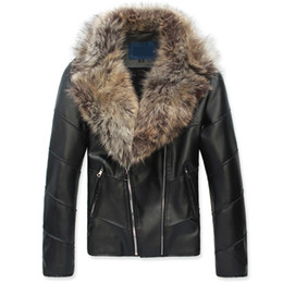Discount Mens Luxury Fur Coats | 2017 Mens Luxury Fur Coats on ...