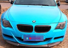 $enCountryForm.capitalKeyWord Canada - V Style Real Carbon Fiber Front Lip Spoiler E63 E64 6-Series M6 Bumper Fit For BMW