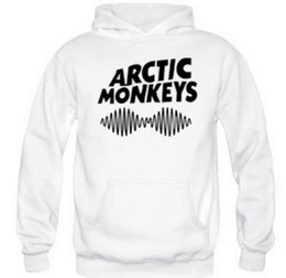 Band Clothes For Australia - Arctic Monkeys Hoodies Men Hoodie Man Sweatshirt For Mens Women Sound Wave Indie Rock And Roll Band Brand Clothing Streetwear