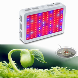 square plant grow light UK - Led grow light 600w 800W 1000W 1200W Full Spectrum for Hydroponic Indoor greenhouse plant grow & flowering Christmas Discount CE Rohs UL