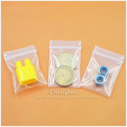 "$enCountryForm.capitalKeyWord Canada - Free Shipping Tiny Plastic Ziplock Bags 500pcs 3x4cm Mini Zip Lock Baggies 8mil 1.2""x1.6"" Reuseale Grip Seal Bags"