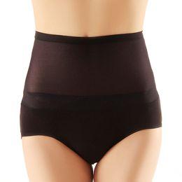 ad0e0b7e5a8 Wholesale- Women Slimming Seamless High Waist Hip Trainer Shapewear Corset  Underwear Hot Shaper Panties