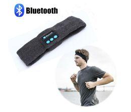 Dark Cycles NZ - Bluetooth Music Phone Sport Sweatband Sweat Band For Cycling Running Riding Yoga Headband Head Band Hair Band VS Bluetooth Hat