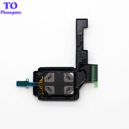 buzzer module UK - Loudspeaker Buzzer Ringer Assembly Module For Samsung Galaxy S6 G920 S6 Edge G925F Loud Speaker Flex Cable Replacement Parts