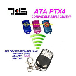 AtA lock online shopping - For ATA ptx4 securacode remote replacement MHZ remote control top quality