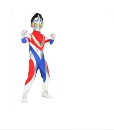 Costume D'ultraman Pas Cher-Vente chaude Monster Halloween Carnival Ultraman Superhero Superman Costumes Cosplay Clothing